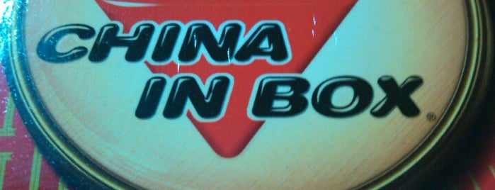 China in Box is one of Tatuapé.