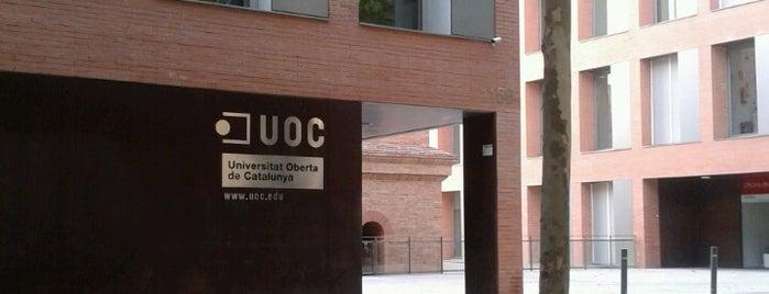 UOC - Universitat Oberta de Catalunya is one of Seus UOC / Sedes UOC.