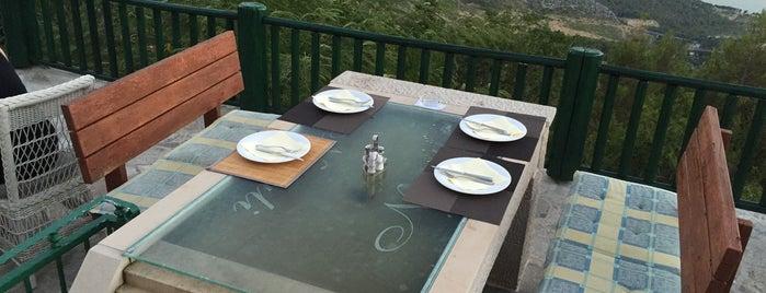 Restoran Panorama is one of Marendin.