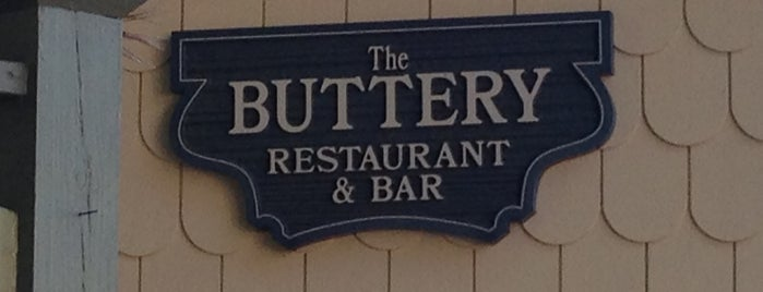 The Buttery Restaurant is one of Top 10 dinner spots in Lewes, DE.