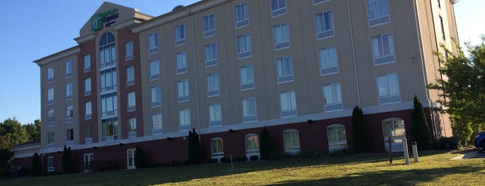 Holiday Inn Express & Suites Spartanburg-North is one of Misspickles.