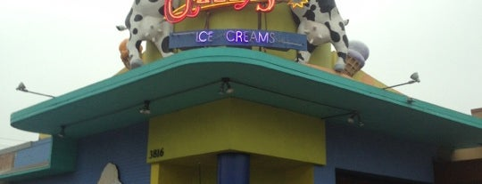 Amy's Ice Creams is one of Yum.
