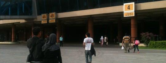 Sultan Mahmud Badaruddin II International Airport (PLM) is one of Napak Tilas Perjalanan N9.