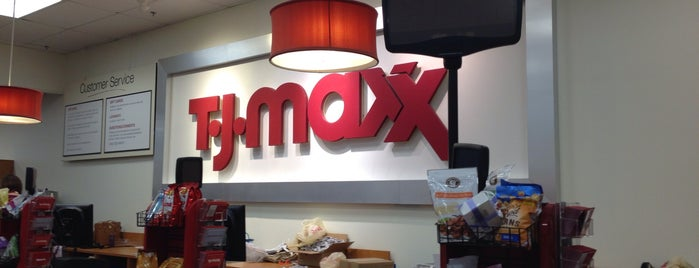 T.J. Maxx is one of Shopping for NYC dwellers--in NJ!.
