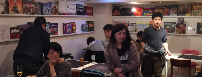JELLY JELLY CAFE is one of 渋谷周辺おすすめなお店.