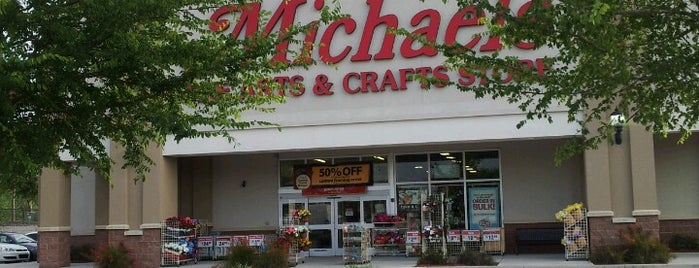 Michaels is one of Top picks for Arts & Crafts Stores.