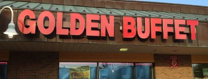 Golden Buffet is one of Favorite Restaurants.