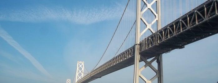 San Francisco-Oakland Bay Bridge is one of Guide to San Francisco's best spots.