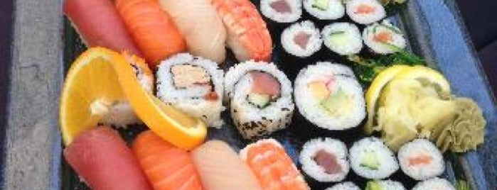 Noohn is one of Must-visit Sushi Restaurants in Basel.