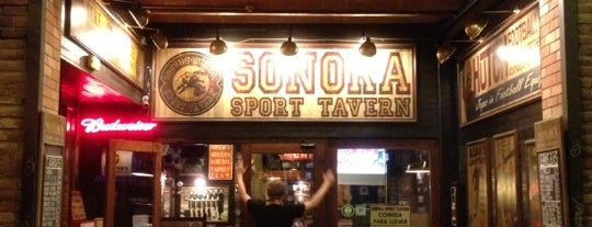 Sonora Sports Tavern is one of Restaurantes recomendados.