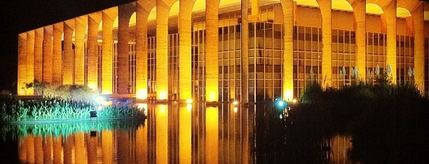 Palácio Itamaraty is one of My Brazil.