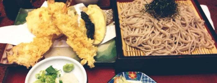 Mifune Restaurant is one of San Fran.