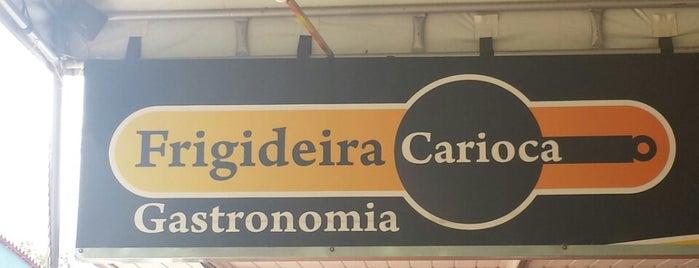 Frigideira Carioca is one of Restaurante.