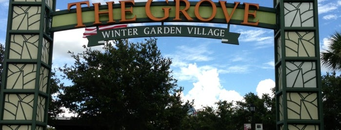 Winter Garden Village is one of Orlando - Compras (Shopping).