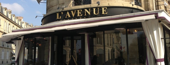 L'Avenue is one of Restaurants.