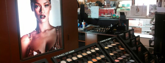 MAC Cosmetics is one of My favorite Places!.