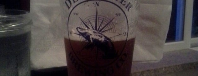 Deep Water Brewing is one of New England Breweries.