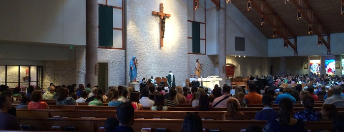 St. Margaret Mary Catholic Church is one of Parishes in the Austin Metro Area.
