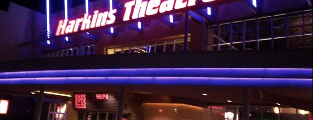 Harkins Theatres SanTan Village 16 is one of Go To The Movies.