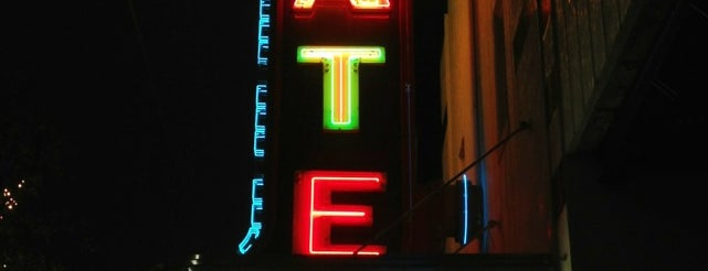 Stateside Theatre @ the Paramount is one of SXSW Austin 2012.
