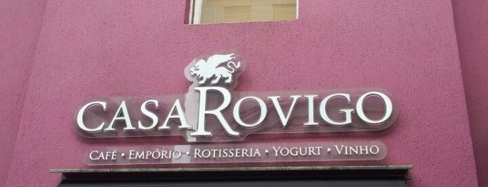 Casa Rovigo is one of Docerias/Sobremesas.