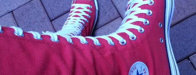 Converse Factory Outlet is one of Pumped-up Kicks :).