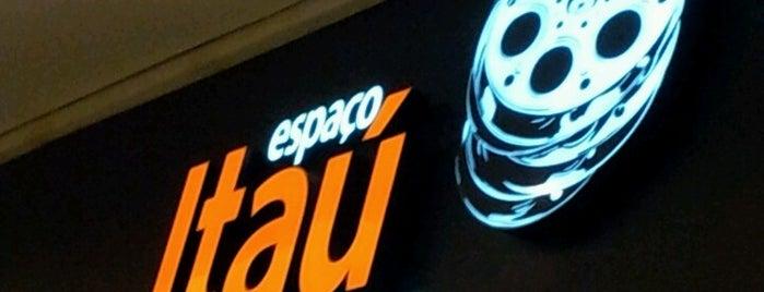 Espaço Itaú de Cinema is one of Must Do Trips.