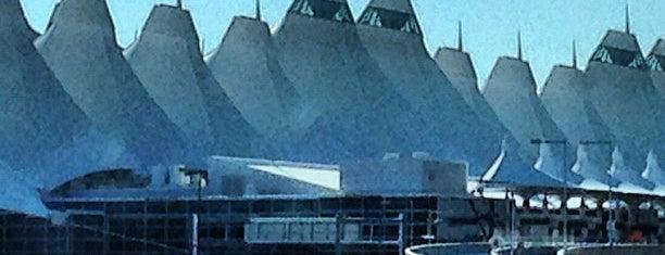 Denver International Airport (DEN) is one of The Crowe Footsteps.