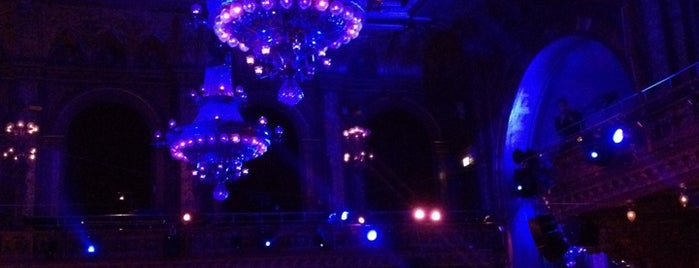 Berns is one of Stockholm - to see.