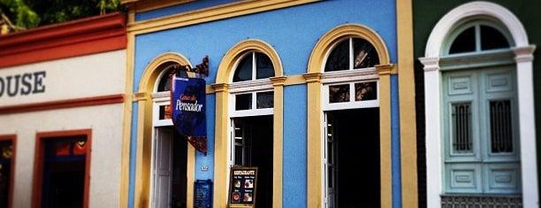 Casa do Pensador is one of Eu vou conferir!.