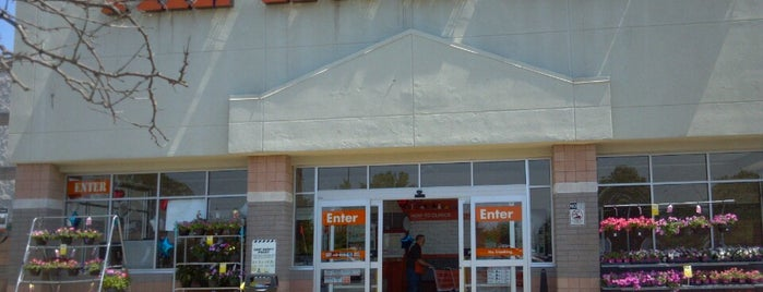 The Home Depot is one of Guide to Freehold's best spots.