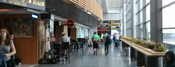 Riga International Airport (RIX) is one of Мой.