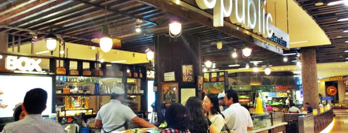 Food Republic is one of Top picks for Fast Food Restaurants.
