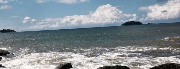 Praia De Peruibe is one of Peruibe.
