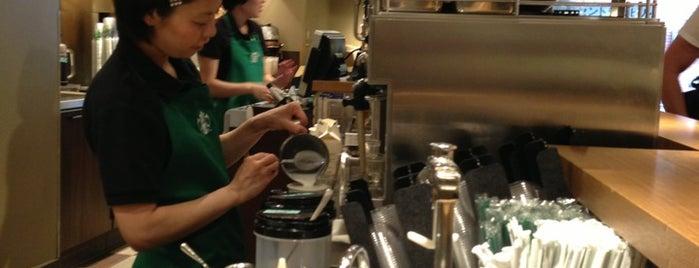 Starbucks Coffee 新宿南口店 is one of Starbucks Coffee (東京23区:千代田・中央・港以外).