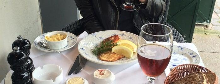 Restaurant Sankt Annæ is one of Copenhagen.