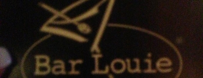Bar Louie is one of bars.