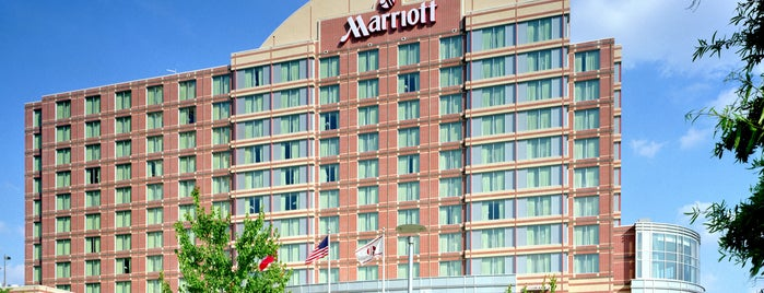 Nashville Marriott at Vanderbilt University is one of Nashville.