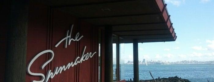 The Spinnaker is one of 20 favorite restaurants.