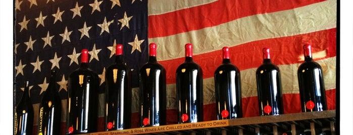 Bounty Hunter Wine Bar & Smokin' BBQ is one of SF to-do.