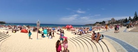 Coogee Beach is one of Essential Sydney.