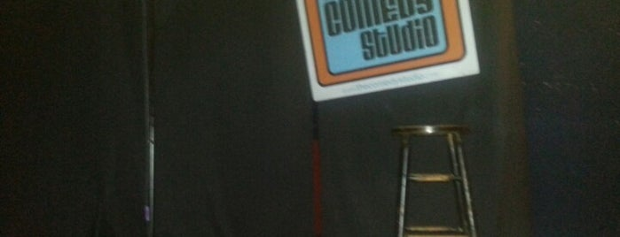 The Comedy Studio is one of Massachusetts Comedy Venues.