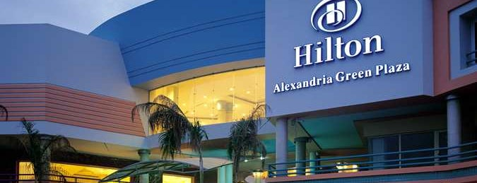 Hilton Alexandria Green Plaza is one of Top 10 places to try this season.