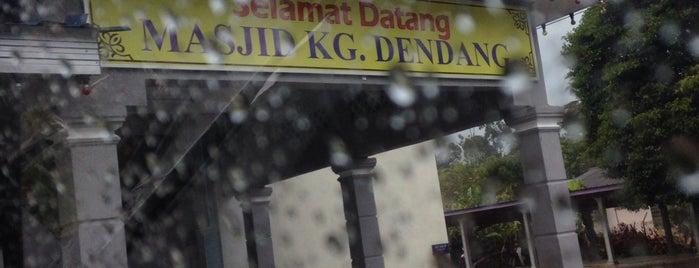 masjid dendang is one of @Hulu Terengganu.
