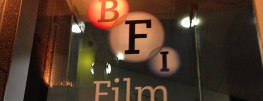 BFI Southbank is one of Done List.