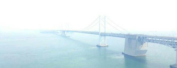 瀬戸大橋タワー is one of Observation Towers @ Japan.