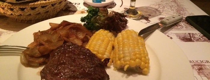 La Pampa Argentinian Steak House is one of Hong Kong.