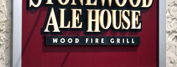 Stonewood Ale House is one of Favorite Restaurants.
