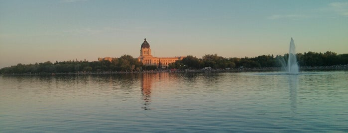Wascana Park is one of Canada Favorites.