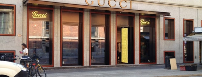 Gucci is one of chicago.